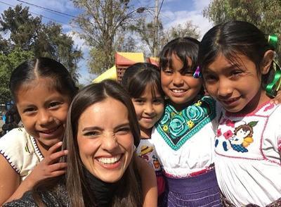 Los jueces de la gala valoraron la belleza, inteligencia y ganas de ayudar a los demás de la mexicana, condiciones necesarias para poder ceñirse la corona.