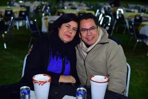 Flor y Manuel