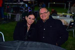 Lupita y Virgilio