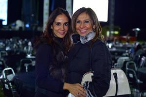 Marcela y Alejandra