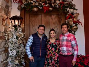 Hector, Brenda y Miguel