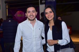 Jose Carlos y Valeria