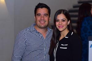 Luis Carlos y Marcela