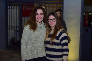 Pilina y Luisa