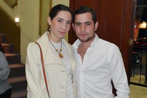 Luciana y Alberto