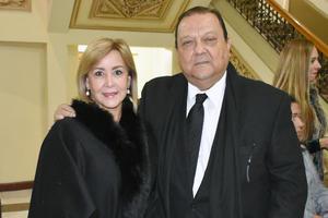 Rocío y Cesar