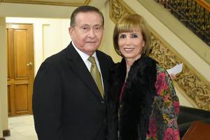 Roman y Maria Luisa