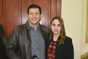 Salvador y Monica