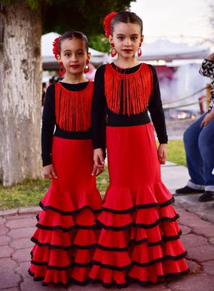 Regina y Ximena