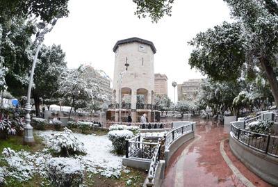 El último registro de nevada en Torreón, Gómez Palacio y Lerdo, era del 12 de diciembre de 1997.