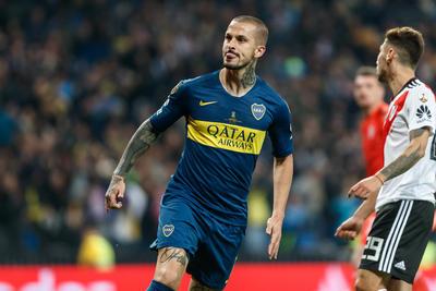 El exdelantero de Xolos y América marcó tanto en la ida, como en la vuelta de la final por la Copa Libertadores.