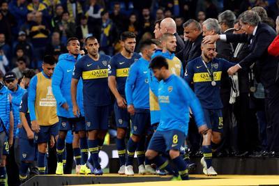 Boca Juniors se quedó en la víspera de poner campeonar ante River Plate.