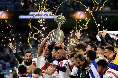 River Plate consiguió su cuarto título de Libertadores venciendo a su acerrimo rival, Boca Juniors.