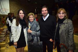 10122018 Ana, Pilar, Fernando y Ana.