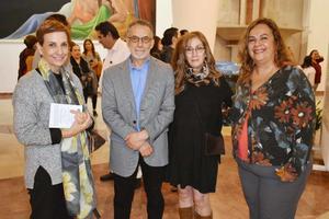 09122018 EN EL TEATRO.  Montserrat, Alberto, Cecilia y More.