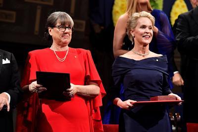 Ceremonia de entrega de los Nobel 2018