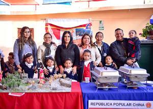 11122018 Laura Navejas, Liliana, Diana Salinas, Saraí Rodríguez, Lizeth Salcido y Agustín Favela.