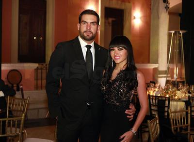 Arturo Rosas y Karla Bruciaga.