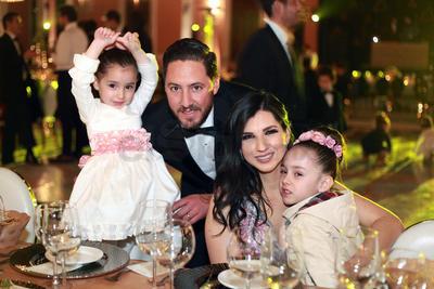 Familia Blanco Garza.
