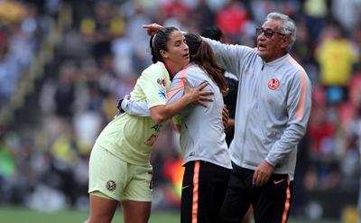 Tigres arrebata ventaja al América en final de Liga MX Femenil