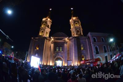 Laguneros celebran a la Virgen de Guadalupe