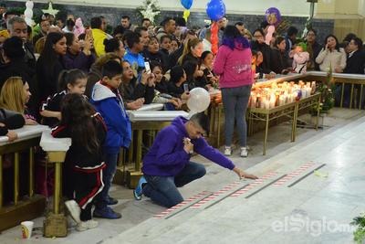 Barraza Beltrán, pidió a los laguneros entrar en el mensaje de la Virgen de Guadalupe que revela a Jesucristo dentro del evangelio para ser verdaderos hermanos de las demás personas.
