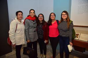 12122018 Nohemí, Magdalena, Lesly, Gabriela y Edith.