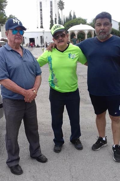 13122018 Roberto, Rubén y Jaime.