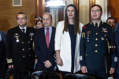 Ana Gabriela Guevara confío en que el deporte tendrá otra visión y se logrará con el trabajo conjunto de todos los involucrados, basados en lo planificado en estos seis años.