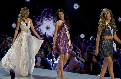 La final de Miss Universo será transmitida por televisión el próximo domingo a las 7 de la tarde.