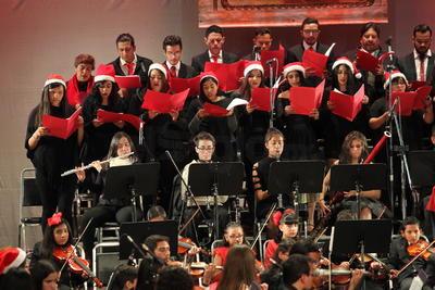 Destacaron composiciones de Antonio Vivaldi, así como de Arcangelo Corelli.
