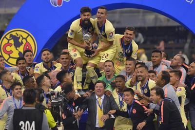 América se consagra monarca del Apertura 2018