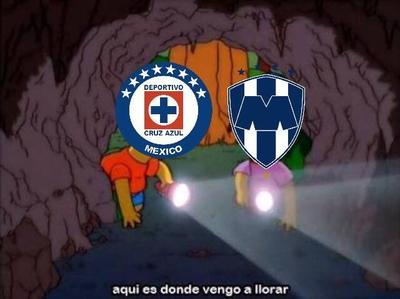 Memes no perdonan subcampeonato de Cruz Azul