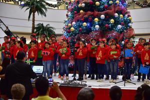 15122018 Coro infantil Green Choir.