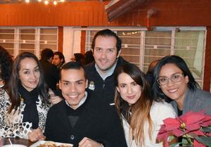 17122018 Deneb, Gary, Edgar, Daniela y Diana.