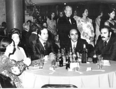 16122018 Manlio Gómez, Mariano López y Jesús Reyes en 1972.