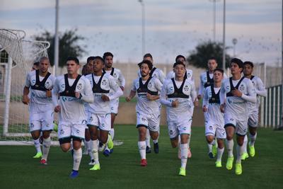 En las instalaciones del Territorio Santos Modelo, los Guerreros arrancaron con la preparación para el Clausura 2019.