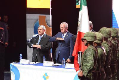 Zermeño presenta informe de resultados 2018