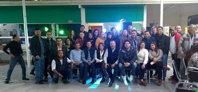 20122018 Posada meixcana de Tubos y Válvulas.