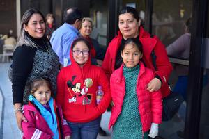 20122018 Erika, Victoria, Ivana, Sofía y Marisol.