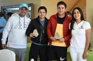 20122018 Arantza, Ximena, Luciana y Amine.