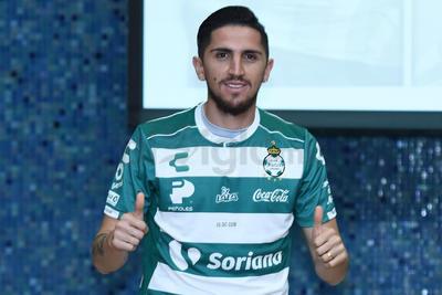 Diego Valdés, procedente de Morelia.