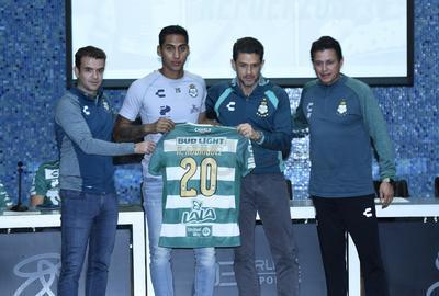 Hugo Rodríguez tendrá el número 20.