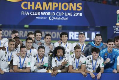 Real Madrid supera así al Barcelona en triunfos obtenidos en esta competición.