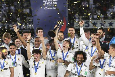 """Son campeones del """"Mundialito"""", por tercera ocasión consecutiva."""