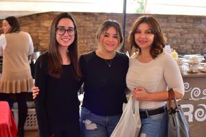 Maritere, Cecy y Lupita