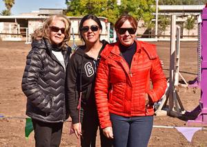 Lourdes, Lourdes y Barbara