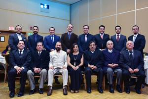 24122018 CENA NAVIDEñA.  Integrantes del Colegio Mexicano de Urología Nacional A.C Sección Laguna.
