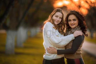 Rostros | Gretel y Sofía 1