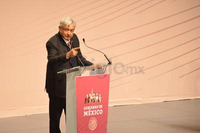 El presidente de la República, Andrés Manuel López Obrador, presentó ante la gente de la Comarca Lagunera el Plan de Desarrolo Integral de su gobierno.